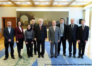 HrOpen, HULK s Predsjednikom RH, prof. dr. Ivom Josipovićem