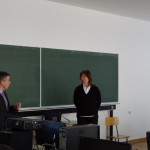 Viša Stručna Savjetnica Vesna Anđelić pozdravlja prisutne